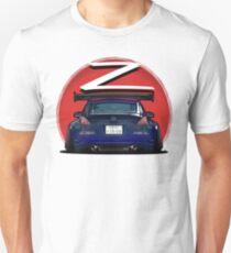Nissan Fairlady 350Z Z33 Midnight Blue  T-Shirt