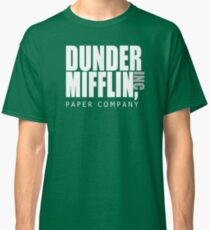 Dunder Mifflin Paper Company - The Office Classic T-Shirt