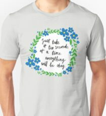 Ten Seconds Unisex T-Shirt