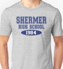 The Breakfast Club - Shermer High School T-Shirt