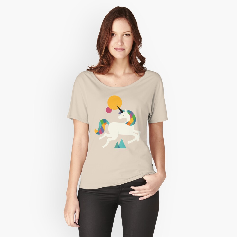 To be a unicorn Relaxed Fit T-Shirt