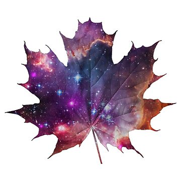 Universe in a leaf by effence