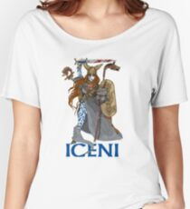 Queen Boudicca (Iceni Version) Women's Relaxed Fit T-Shirt