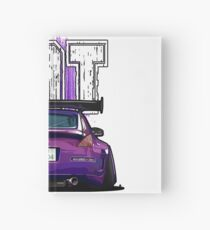 Nissan Fairlady 350Z Z33 Midnight Purple ( Dat Ass ) Hardcover Journal