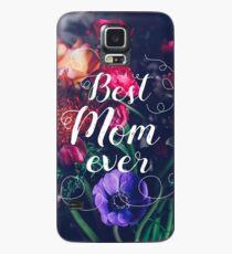 Die beste Mutter aller Zeiten Hülle & Klebefolie für Samsung Galaxy