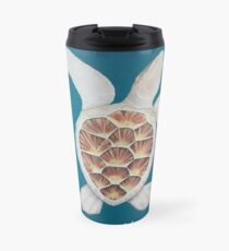 Out of the Ordinary into the Blue  Travel Mug