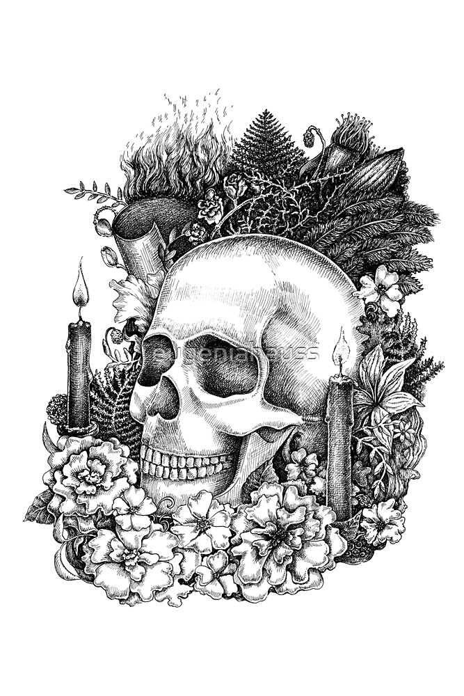 Memento Mori by eugeniahauss