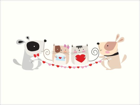 Resultado de imagen para valentine cats