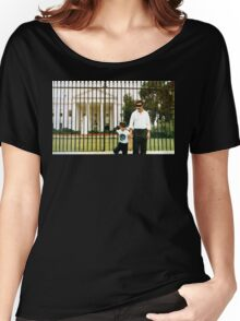 White House Pablo Women's Relaxed Fit T-Shirt