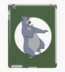 Baloo iPad Case/Skin