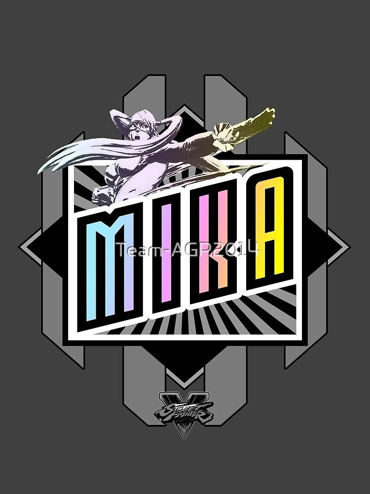 R-Mika by Team-AGP2014