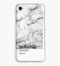 PANTONE Marble iPhone Case/Skin
