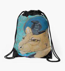 Bast-Mut Drawstring Bag
