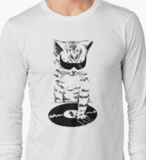 DJ Scratch Long Sleeve T-Shirt