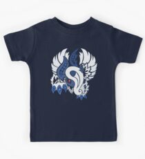 Mega Absol - Yin and Yang Evolved! Kids Tee