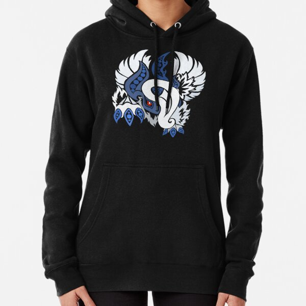 Mega Absol - Yin and Yang Evolved! Pullover Hoodie