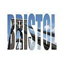 Clifton Suspension Bridge by MissElaineous Designs