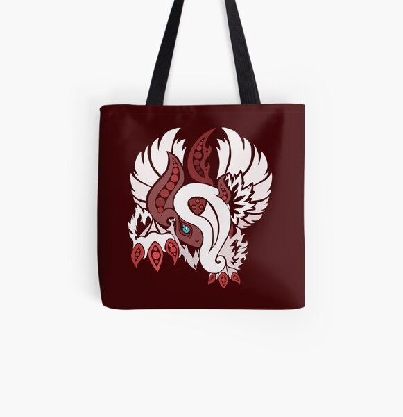 Shiny Mega Absol - Yin and Yang Evolved! All Over Print Tote Bag