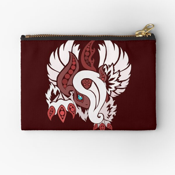 Shiny Mega Absol - Yin and Yang Evolved! Zipper Pouch