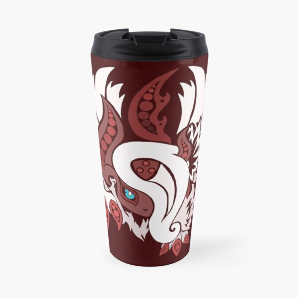 Shiny Mega Absol - Yin and Yang Evolved! Travel Mug
