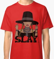 SLAY (Transparent BG) Classic T-Shirt