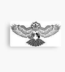 Tribalish Braviary - The All-American Bird Metal Print