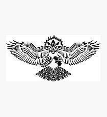 Tribalish Braviary - The All-American Bird Photographic Print