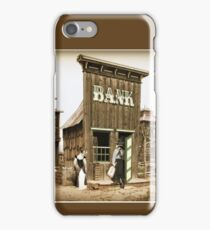 Old West Bandit iPhone Case/Skin