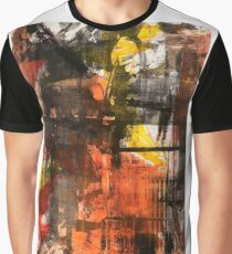 TIME IS THE FIRE IN WHICH WE BURN-PART 2—SCHWARTZ Graphic T-Shirt