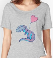 I Love Dinosaurs Relaxed Fit T-Shirt