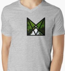 Green | Dead Apparel Men's V-Neck T-Shirt