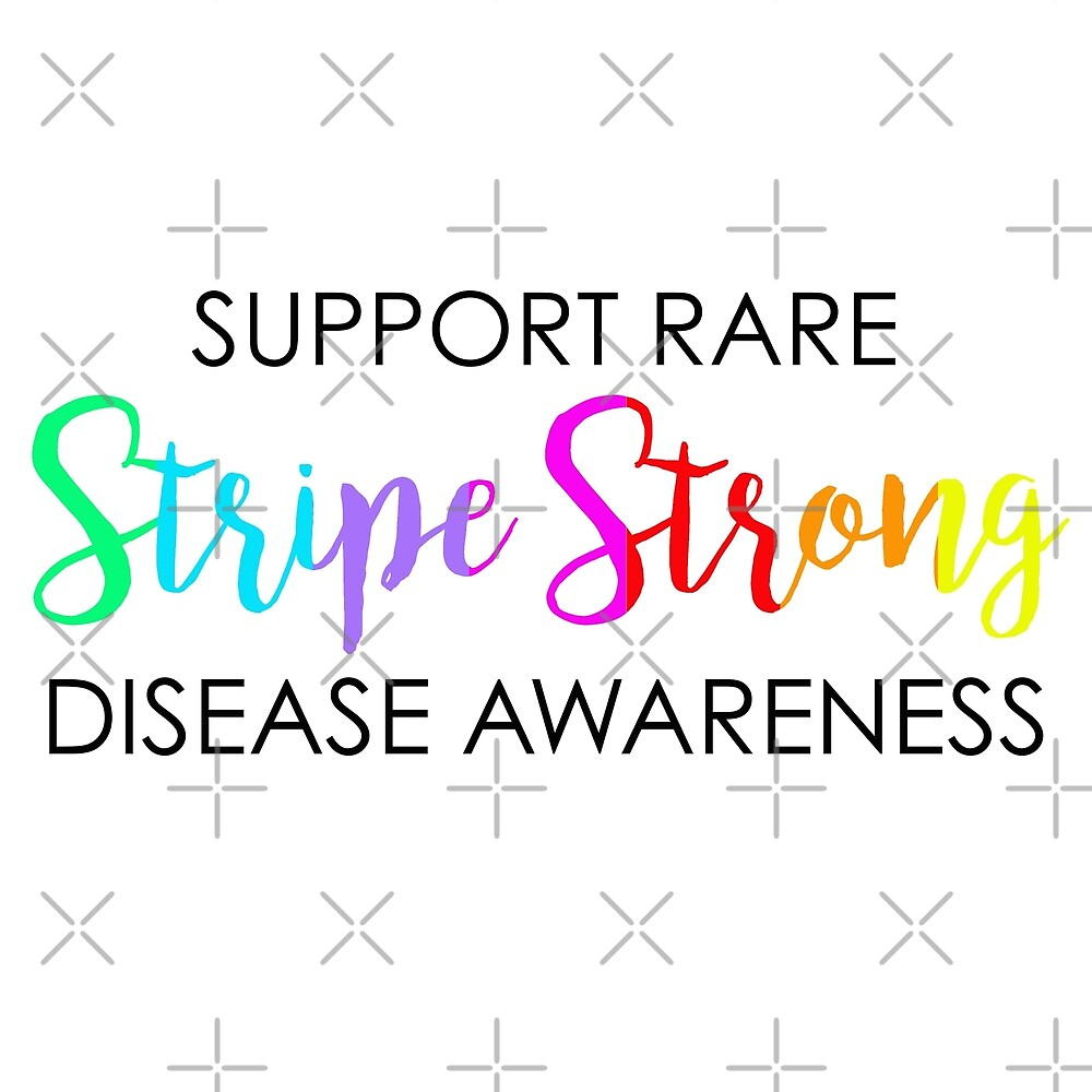 Support Stripe Strong by Nisa Katz