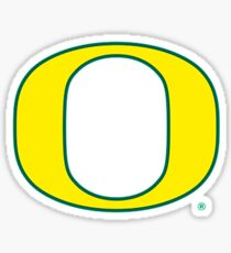 oregon logo Sticker
