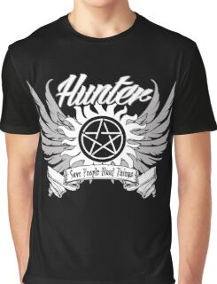Save People Hunt Things Graphic T-Shirt