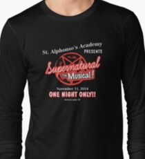 Supernatural The Musical Long Sleeve T-Shirt