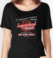 Supernatural The Musical Women's Relaxed Fit T-Shirt