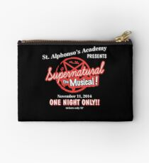 Supernatural The Musical Studio Pouch