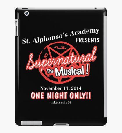 Supernatural The Musical iPad Case/Skin