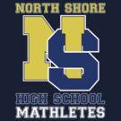 North Shore High School Mathletes by rexraygun