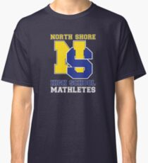 North Shore High School Mathletes Classic T-Shirt