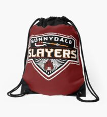 Sunnydale Slayers Drawstring Bag