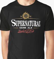 Supernatural Dark Ale Graphic T-Shirt