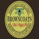 Browncoats Independent Extra Stout by rexraygun
