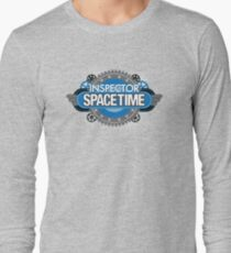Inspector Spacetime Long Sleeve T-Shirt
