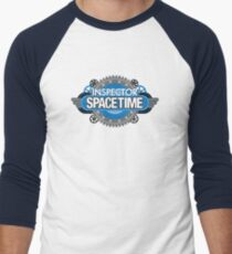 Inspector Spacetime Men's Baseball ¾ T-Shirt