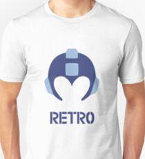 Retro - Blue Bomber T-Shirt