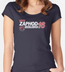 Zaphod Beeblebrox 2016 Women's Fitted Scoop T-Shirt