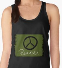 Peace Women's Tank Top