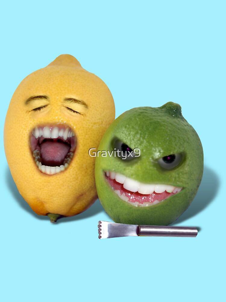 Beware the Lemon Zester by Gravityx9
