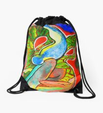 Temptation Drawstring Bag